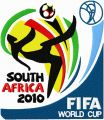 2010 FIFA World Cup South Africa logo embroidery design