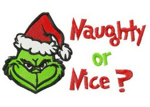 Grinch Naughty or Nice?