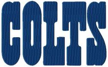 Indianapolis Colts wordmark logo