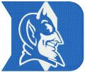 Duke Blue Devils logo embroidery design