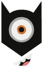 Minion as Batman
