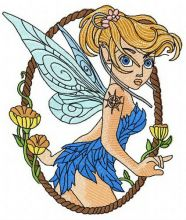 Scared Tinkerbell 3