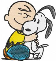 Charlie brown love snoopy