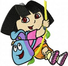 Dora the Explorer Hero
