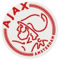 AFC Ajax logo embroidery design