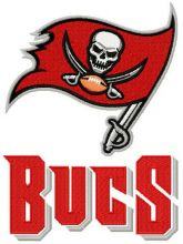 Tampa Bay Buccaneers double logo