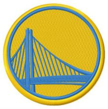Golden State Warriors logo 2