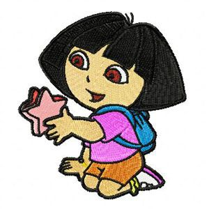 Dora the Star Catcher