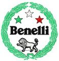 Benelli logo embroidery design