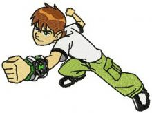 Ben 10 attacks