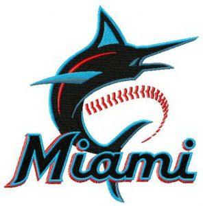 Miami Marlins 2019 logo