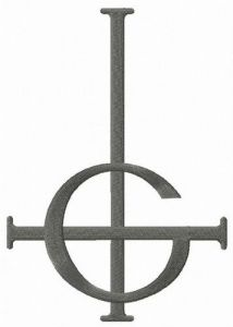 Ghost BC Grucifix Symbol Band