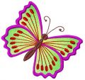 Butterfly 5 embroidery design