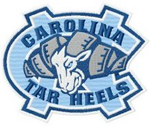 North Carolina Tar Heels alternative logo