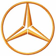 Mercedes-Benz logo 3