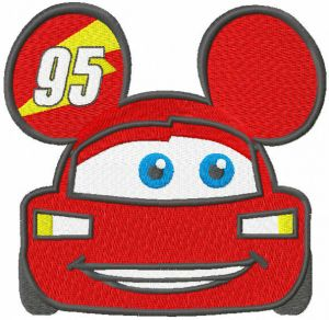 Lightning McQueen mickey mouse