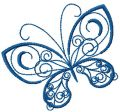 Butterfly 15 embroidery design