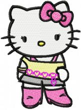 Hello Kitty Forever Young