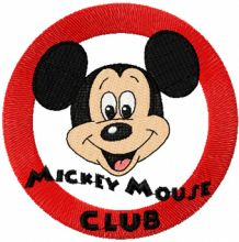 Mickey Mouse Club Logo