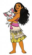 Moana and Pua 3