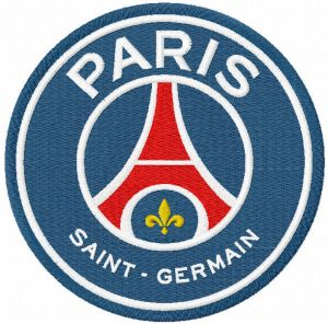 Paris Saint-Germain logo 2020