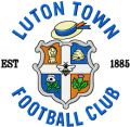 Luton Town F.C. badge embroidery design
