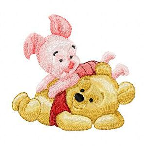 Baby Pooh and Piglet 2