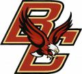 Boston College Eagles primary logo embroidery design