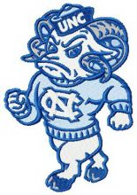 North Carolina Tar Heels mascot