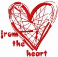 From the heart free embroidery design