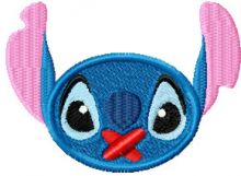 Stitch Smile Don't Talk