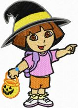 Dora the Explorer Halloween