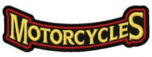 Motorcycles badge