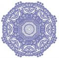 Lace doily 7 embroidery design