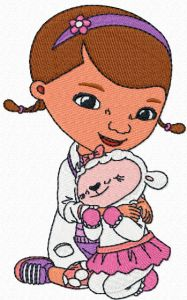 Doc McStuffins and Lambie