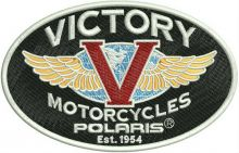 Victory motocycles Polaris logo