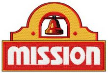 Mission Flour Tortillas logo