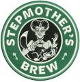 Stepmother's brew embroidery design