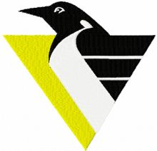 Pittsburgh Penguins hockey club logo