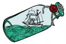 Ship in the bottle 2