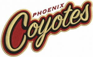 Phoenix Coyotes alternative logo