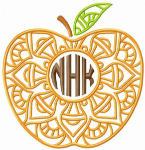 NHK apple