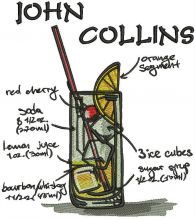 John Collins cocktail