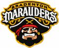 Bradenton Marauders logo embroidery design