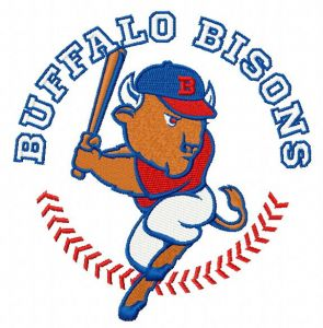 Buffalo Bisons logo 2