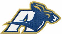 Akron Zips Alternate Logo