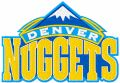Denver Nuggets Logo embroidery design