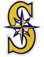 Seattle Mariners cap insignia