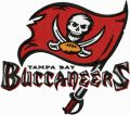 Buccaneers logo embroidery design