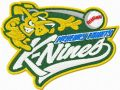 K-Nines Baseball logo embroidery design
